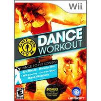 UBI Soft Gold's Gym Dance Workout, Wii