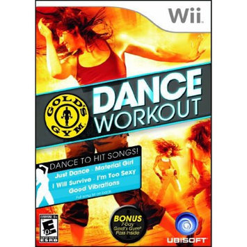 UBI Soft Gold's Gym Dance Workout, Wii