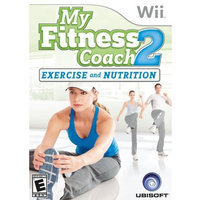 My Fitness Coach: Workout and Nutrition Wii Game UBISOFT