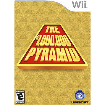 Ubisoft 17618 The $1 000 000 Pyramid Wii
