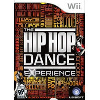 Ubi Soft The Hip Hop Dance Experience for Nintendo Wii