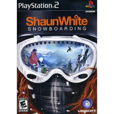 Shaun White Snowboarding Playstation 2 Game UBISOFT