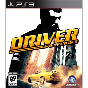 Driver: San Francisco Playstation3 Game UBISOFT