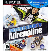 Ubisoft 34692 Motionsports Adrenaline Ps3