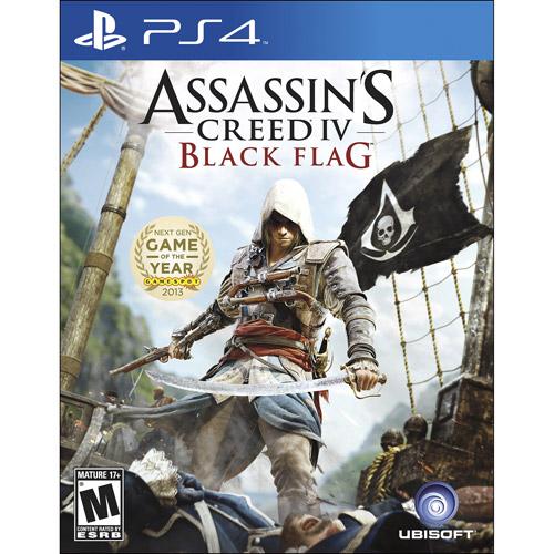 Ubisoft Assassin's Creed 4: Black Flag for PlayStation 4 - UBI SOFT