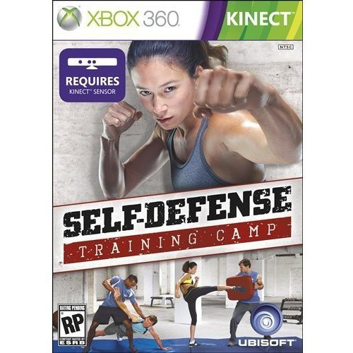 UBI Soft Kinect Self Defense Training Camp