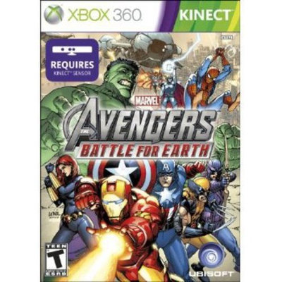 Ubi Soft Xbox 360 - Kinect Marvel Avengers: Battle For Earth