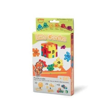 Happy Company Happy Cubes LG40-6 Little Genius 6-Pack Puzzles