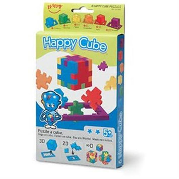 Happy Company Happy Cubes HC40-6 Happy Cube 6-Pack Puzzles