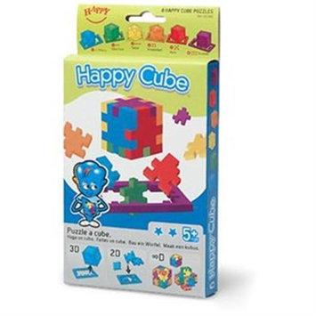 Happy Company Happy Cubes HC40-6 Happy Cube 6-Pack Puzzles