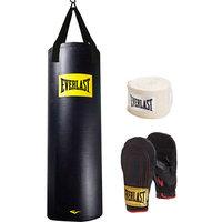 Everlast 100-Pound Heavy Bag Kit