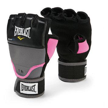 Everlast Evergel Weighted Gloves, L/XL