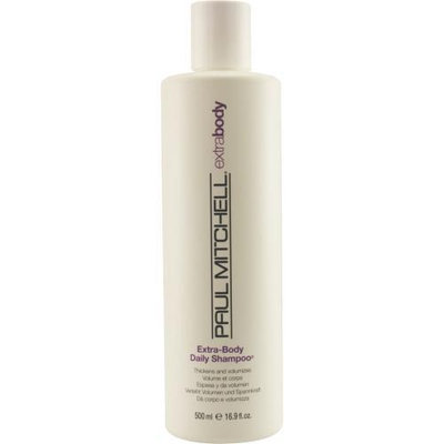 Paul Mitchell Extra Body Daily Shampoo Thickens Fine And Normal Hair 16.9 oz.