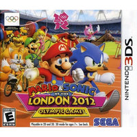 Sega Mario Sonic at London 2012 Olympic Games, 3DS 61106