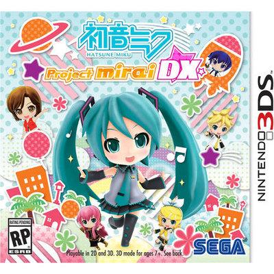 Sega Hatsune Miku: Project Mirai Dx - Nintendo 3ds
