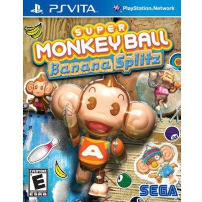 Sega 62001 Super Monkey Ball Banana Splitz for PS Vita