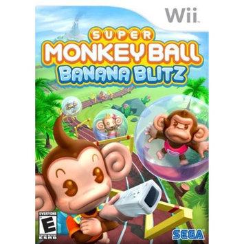 Sega 010086650013 Super Monkey Ball: Banana Blitz for Nintendo Wii