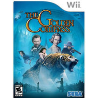 Sega The Golden Compass Nintendo WII New