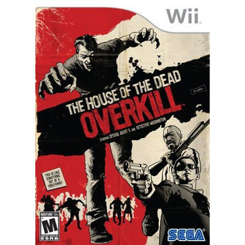 House of the Dead: Overkill Wii Game SEGA