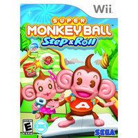 Sega Super Monkey Ball: Step + Roll, Wii 65037