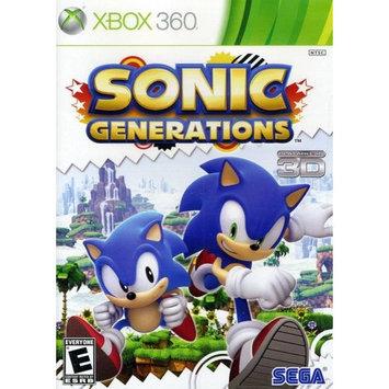 Sega of America, Inc. Sonic Generations (Xbox 360)