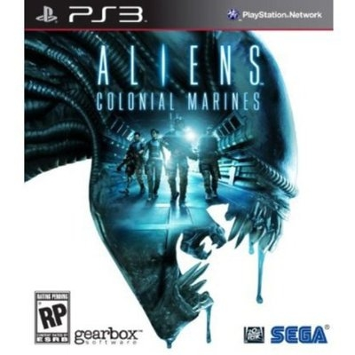 Sega 69017 Aliens Colonial Marine Ps3