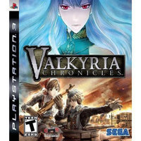 Valkyria Chronicles Playstation3 Game SEGA