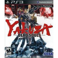 Sega Yakuza: Dead Souls - SEGA OF AMERICA DREAMCAST, INC.