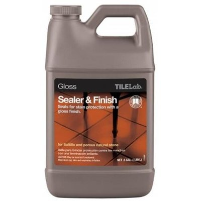 TileLab 64oz Gloss Enhancer Sealer & Finish