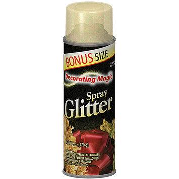 Chase 484846 Decorating Magic Spray Glitter 6 Ounces-Multi