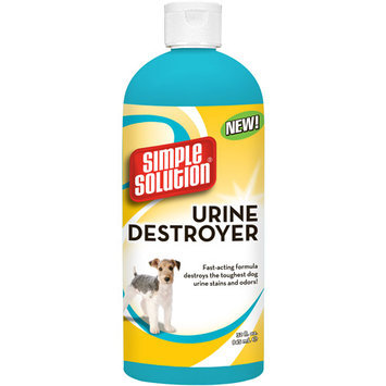 Out International Simple Solution Pet Stain+Odor Remover 32 oz