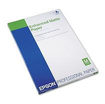 EPSON AMERICA S041339 PAPER ARCHIVAL MATTE SB SIZE