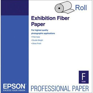 Epson S045188 Photo Paper - 17 in. x 50 ft.