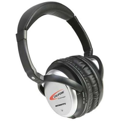 Califone International NC500TFC Active Noise Canceling Headphones