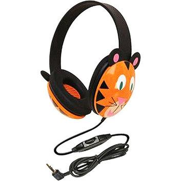 Ergoguys Califone Kids Stereo/PC Headphone Tiger PC 3.5mm