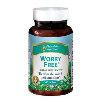 VPK by Maharishi Ayurveda - Worry Free Emotions - 60 Tablets