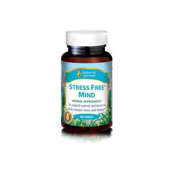 Maharishi Ayurveda Stress Free Mind-60-Tablets