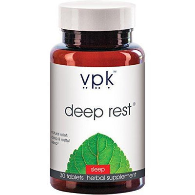VPK by Maharishi Ayurveda - Deep Rest Sleep - 30 Tablets