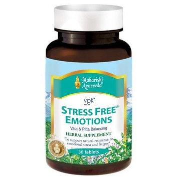 VPK by Maharishi Ayurveda - Stress Free Emotions - 30 Tablets