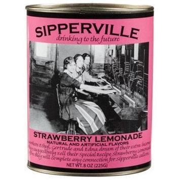 McStevens Sipperville Strawberry Lemonade Mix