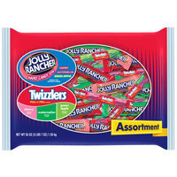 Jolly Rancher/Twizzlers Candy Assortment, 55 oz