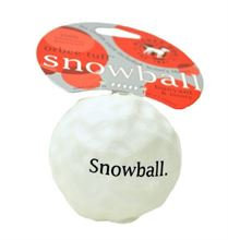 Planet Dog Orbee-Tuff Snowball Dog Toy