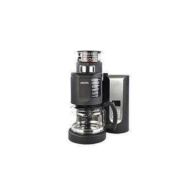 Krups Pro 10-cup Coffee Grinder & Brewer