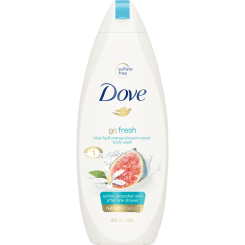 Dove go Fresh Restore Body Wash