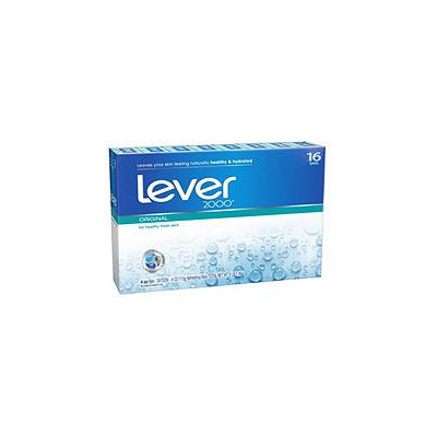 Lever 2000 Bar Soap, Original (4 oz, 16 ct.)