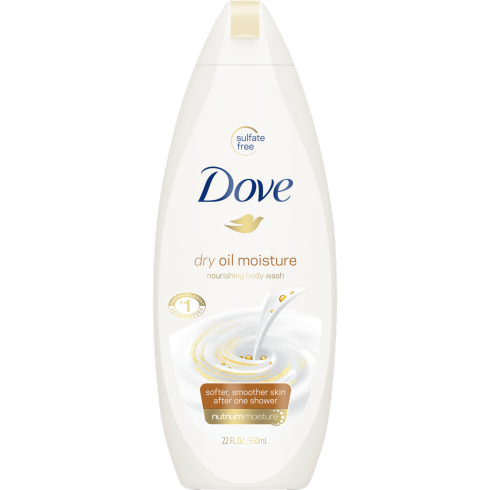 Dove Dry Oil Moisture Body Wash