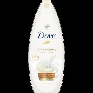 Dove Dry Oil Moisture Body Wash