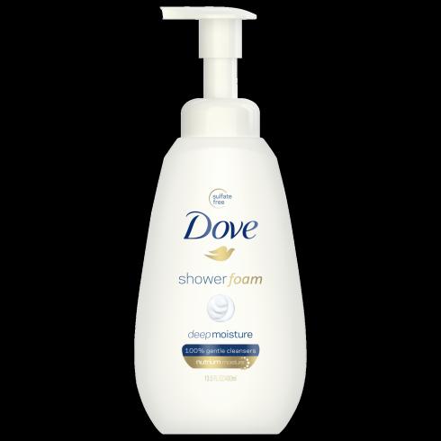 Dove Shower Foam Deep Moisture
