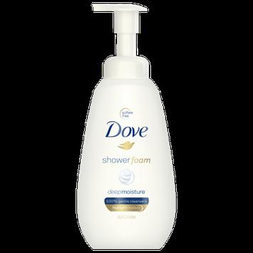Baby Dove Dove Shower Foam Deep Moisture Foaming Body Wash