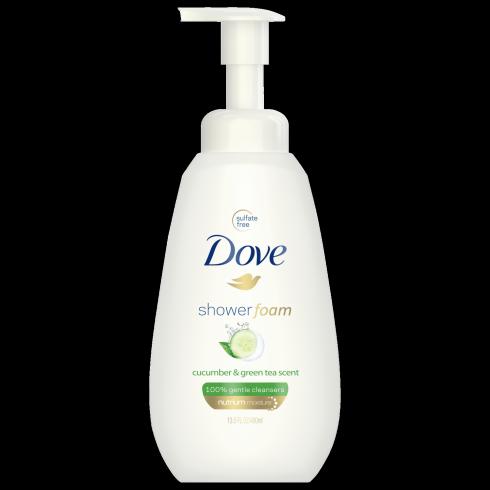 Dove Shower Foam Cool Moisture
